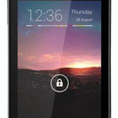 2x folii folie Vodafone Smart 4 FUN protectie securizata (set de 2 bucati) - Folie de protectie