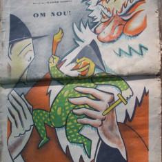 Vremea 1935 Craciun desene Anestin - Ziar