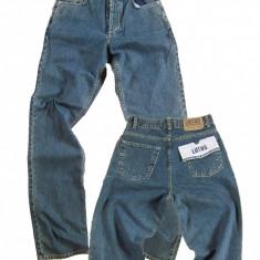 Blugi barbati - talie inalta - LOTUS jeans W 30 (Art.159)