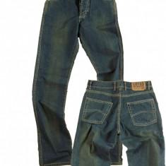 Blugi barbati - marime mica - talie inalta - LOTUS jeans W 29 (Art.157)