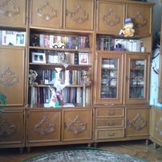 """Biblioteca """"Ramona""""veche, stare buna 4 unitati. - Biblioteca living"""