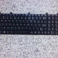 Vand Keyboard/Tastatura Laptop MSI CR610 Neagra, Stare Foarte Buna PRET 45 Lei
