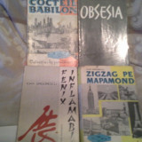 Obsesia de ioan grigorescu 248pag, stare buna, 1965 am inca3 carti autor - Carte de calatorie