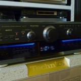 Amplituner Technics SA-AX7 cap de serie, VGCA, telecomanda, poze reale