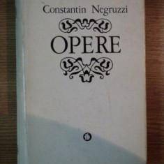 OPERE 1 de CONSTANTIN NEGRUZZI, 1974 - Roman