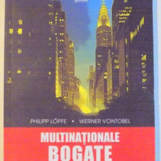 MULTINATIONALE BOGATE, CETATENI SARACI de PHILIPP LOPFE, WERNER VONTOBEL, 2013 - Carte Marketing