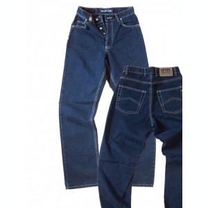 Blugi barbati - albastru inchis - LOTUS jeans W 31 (Art.167)