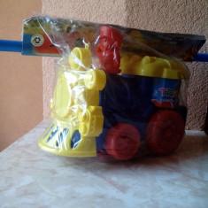 Locomotiva - Trenulet Thomas and Friends, Plastic