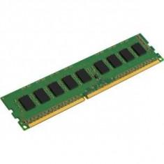 Kingston Memorie server KVR16LE11S8/4HB, DDR3, UDIMM, 4GB, 1600 MHz, CL 11, 1.35V, ECC