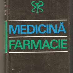 Medicina Farmacie-dictionar