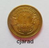 Moneda 1 Franc - Franta 1936 *cod 487, Europa