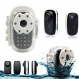 Camera video sport action 720P HD acvatica Sport Outdoor Waterproof -COD 8025 -, Card de memorie