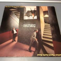 MANFRED MANN'S EARTH BAND - ANGEL STATION (1979 / BRONZE REC/ RFG ) -VINIL/ROCK - Muzica Rock Columbia