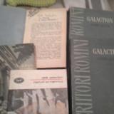 Opere alese de gala galaction vol 1 si 2 1959 stare f buna -am si alte carti aut - Carte veche