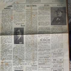 6 ziare Ploiesti Virtutea Lumina satelor Munca Libertatea 1913 - 1927
