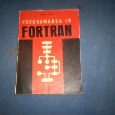 PROGRAMAREA IN FORTRAN, Alta editura