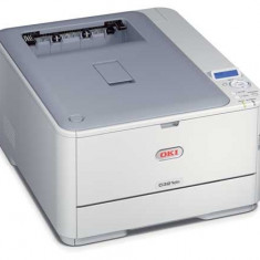 Imprimanta laser OKI C321DN EURO PRINTER SWG COLOUR A4, Duplex, Retea - Imprimanta laser color