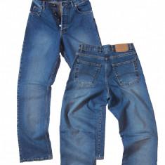 Blugi barbati - talie inalta - LOTUS jeans W 31 (Art176.177)