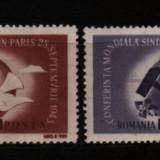 1945 l.p. 186 conditie perfecta - Timbre Romania, Nestampilat