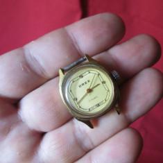 Ceas Orex dama, ceas vechi romanesc 17 rubine - Ceas de mana