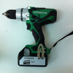 Hitachi DV 18SDL Fabricatie 2014 noua - Bormasina