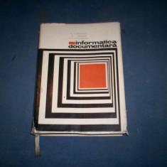 INFORMATICA DOCUMENTATRA - Carte Informatica