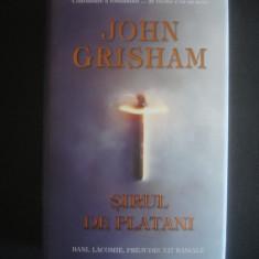 JOHN GRISHAM - SIRUL DE PLATANI