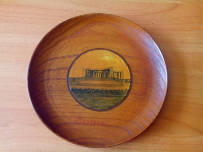 Tablou din lemn foto