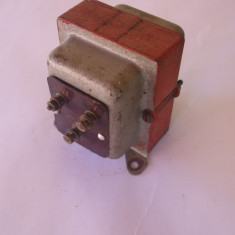 TRANSFORMATOR CURENT ELECTRIC 220 V - 13 V , 15 V