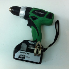 Hitachi DS 18DBL Fabricatie 2012 noua - Bormasina