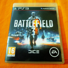 Joc Battlefield 3, PS3, original, alte sute de jocuri! - Jocuri PS3 Electronic Arts, Shooting, 18+, Single player