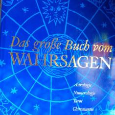 Der blick in die zukunft (astrologie, tarot.numerologie.i ching.interpretare vis - Carte astrologie