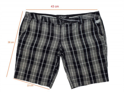 Pantaloni scurti FOX originali (dama US 5, UK8/10) cod-348815 foto