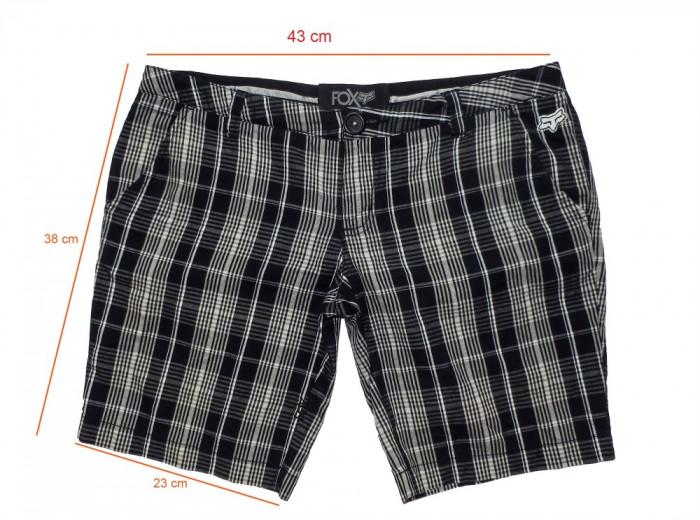 Pantaloni scurti FOX originali (dama US 5, UK8/10) cod-348815 foto mare