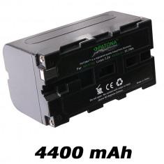 PATONA Premium | Acumulator pt Sony NP-F750 NP F750 NPF750 F550 F970 NP-F550 - Baterie Camera Video