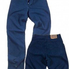 Pantaloni barbati - eleganti - indigo inchis LOTUS W 31 (Art181,182)
