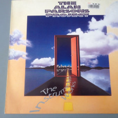 THE ALAN PARSONS PROJECT - THE INSTRUMENTAL.. (1988 / ARISTA REC/ RFG ) - VINIL - Muzica Rock