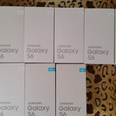 Samsung Galaxy S6 NOI SIGILATE!!!, 32GB, Auriu, Neblocat