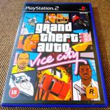 Joc GTA, Grand Theft Auto Vice City, PS2, original, alte sute de jocuri!