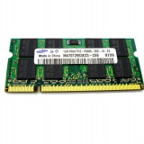 Memorie RAM 1Gb DDR2 Laptop 667MHZ PC2-5300 Notebook SODIMM - Memorie RAM laptop