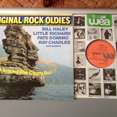 ORIGINAL ROCK OLDIES - selectie ROCK (1980 / WARNER REC/ RFG ) - VINIL/ROCK - Muzica Rock