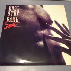 KOOL & THE GANG - SWEAT (1989 / POLYGRAM REC / made in RFG ) - VINIL/VINYL - Muzica Rock universal records