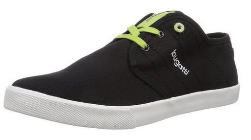 44_Adidasi originali barbati BUGATTI_negru_cutie_panza