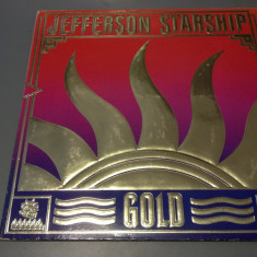 JEFFERSON STARSHIP - GOLD (1979 / GRUNT REC/ USA ) - VINIL/VINYL/ROCK - Muzica Rock warner