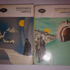 D.BOLINTINEANU - CALATORII              Vol.1.2.
