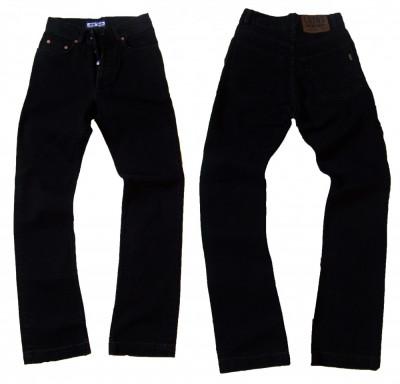 Blugi dama - talie inalta - negri - LOTUS jeans W 26 (Art.F21-F35) foto