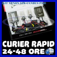 KIT XENON 55W - 24V CAMION CANBUS PRO - H1, H3, H7, H10, H11, H27, HB3, HB4, HB5