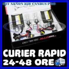 Kit Xenon BOORIN 35W - 24v CAMION CANBUS Pro - H1, H3, H7, H10, H11, H27, HB3, HB4, HB5
