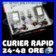 Kit Xenon BOORIN CANBUS 64bit DIGITAL 35W - H1, H3, H7, H10, H11, H27, HB3, HB4, HB5