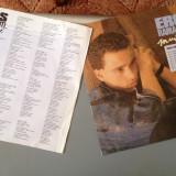 EROS RAMAZZOTTI - MUSICA E (1988/ BMG ARIOLA  REC / RFG ) - VINIL/ POP /VINYL